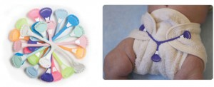 SNAPPI Diaper Fastener. All Rights Reserved by Snappi® Baby.