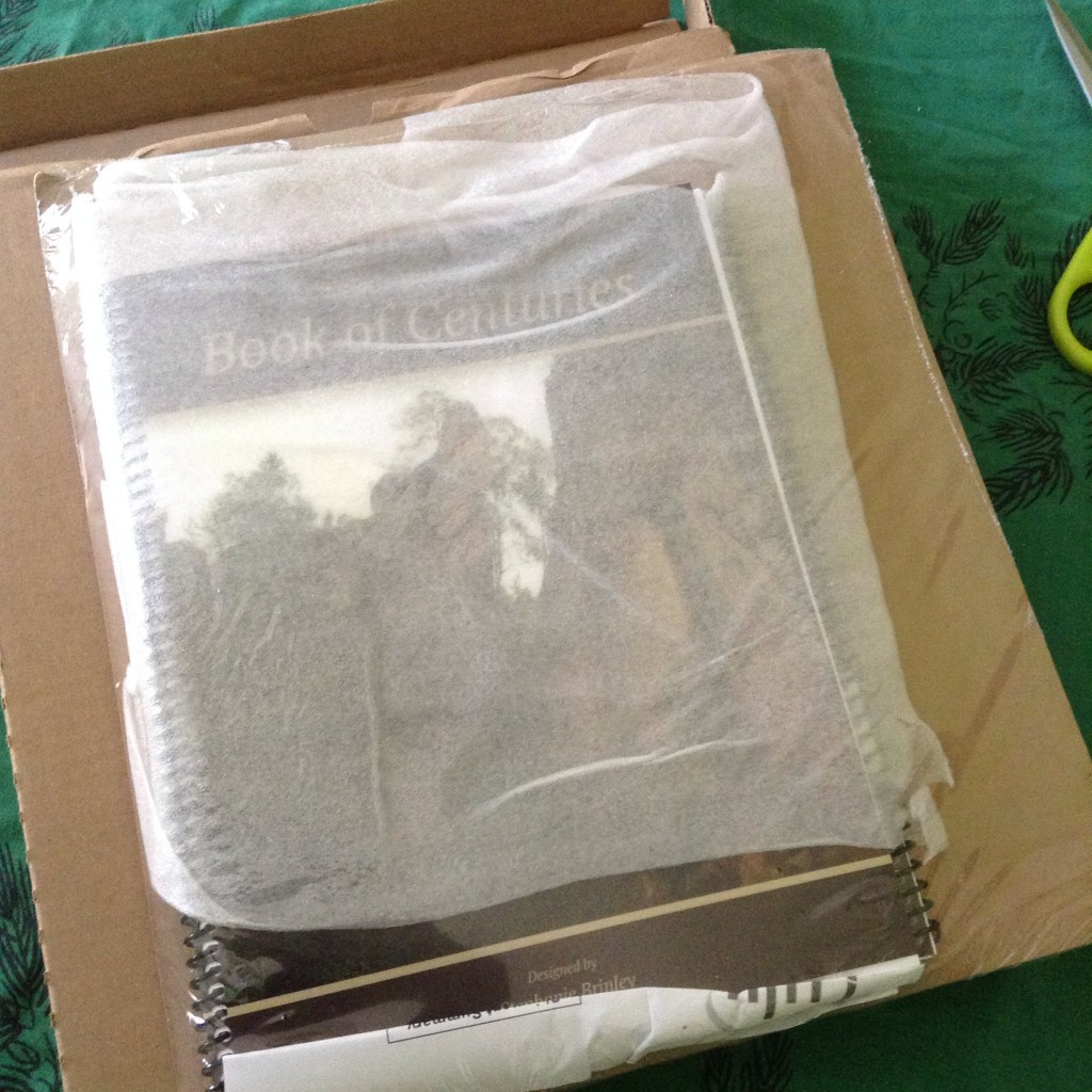 """Book of Centuries"" in protective plastic"
