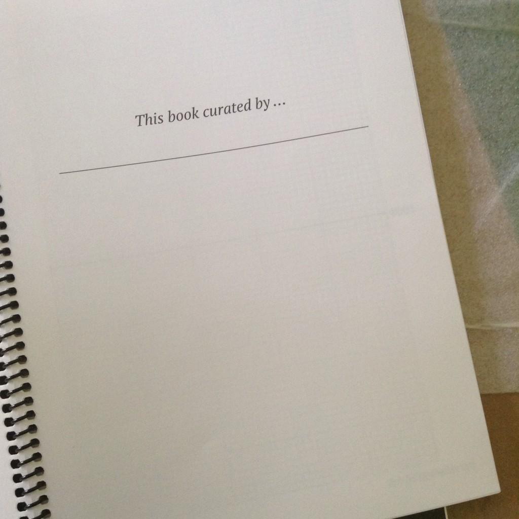 """""""This book belongs to"""" apge"""